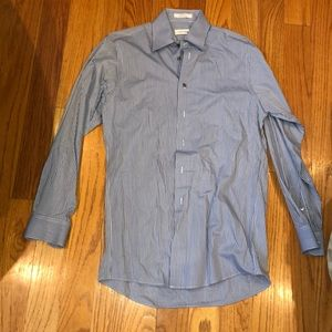 Calvin Klein men's dress shirt